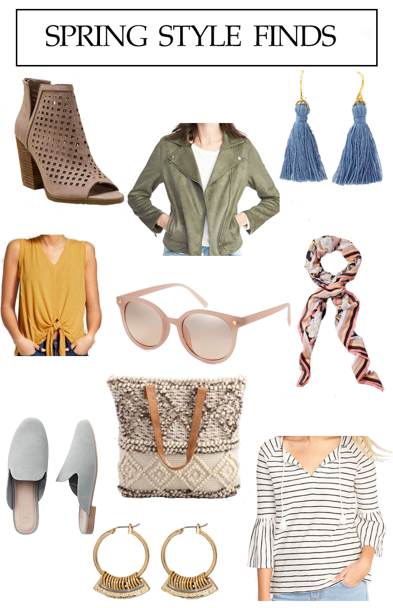 Spring Shopping Board 2018