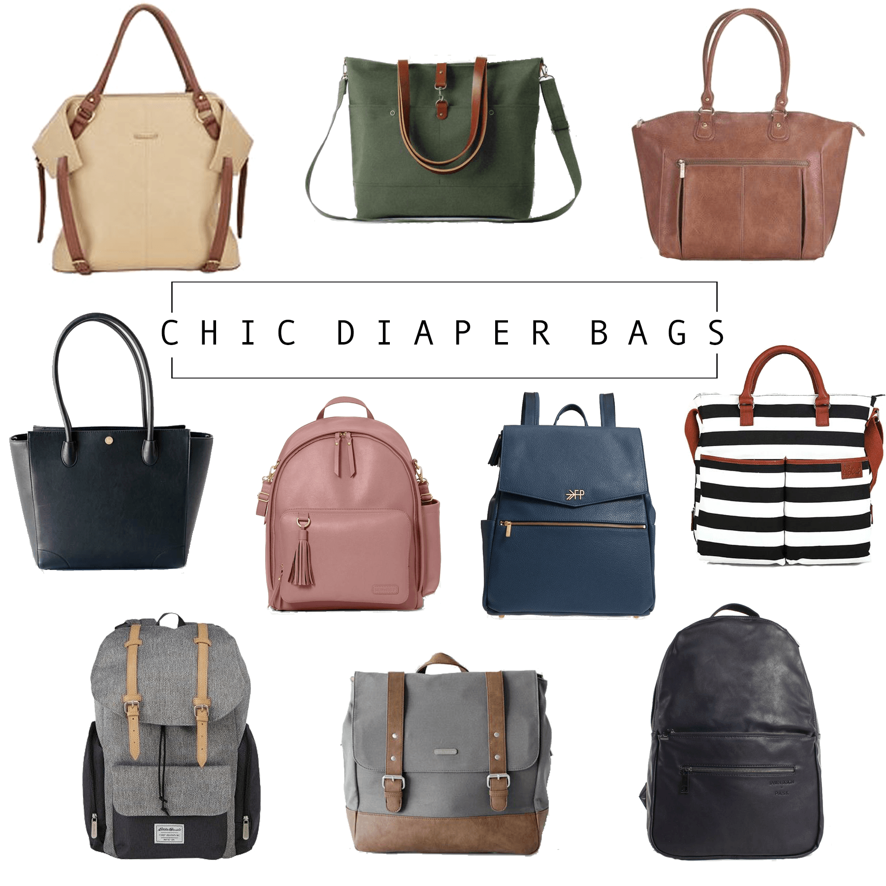 diaper bag roundup