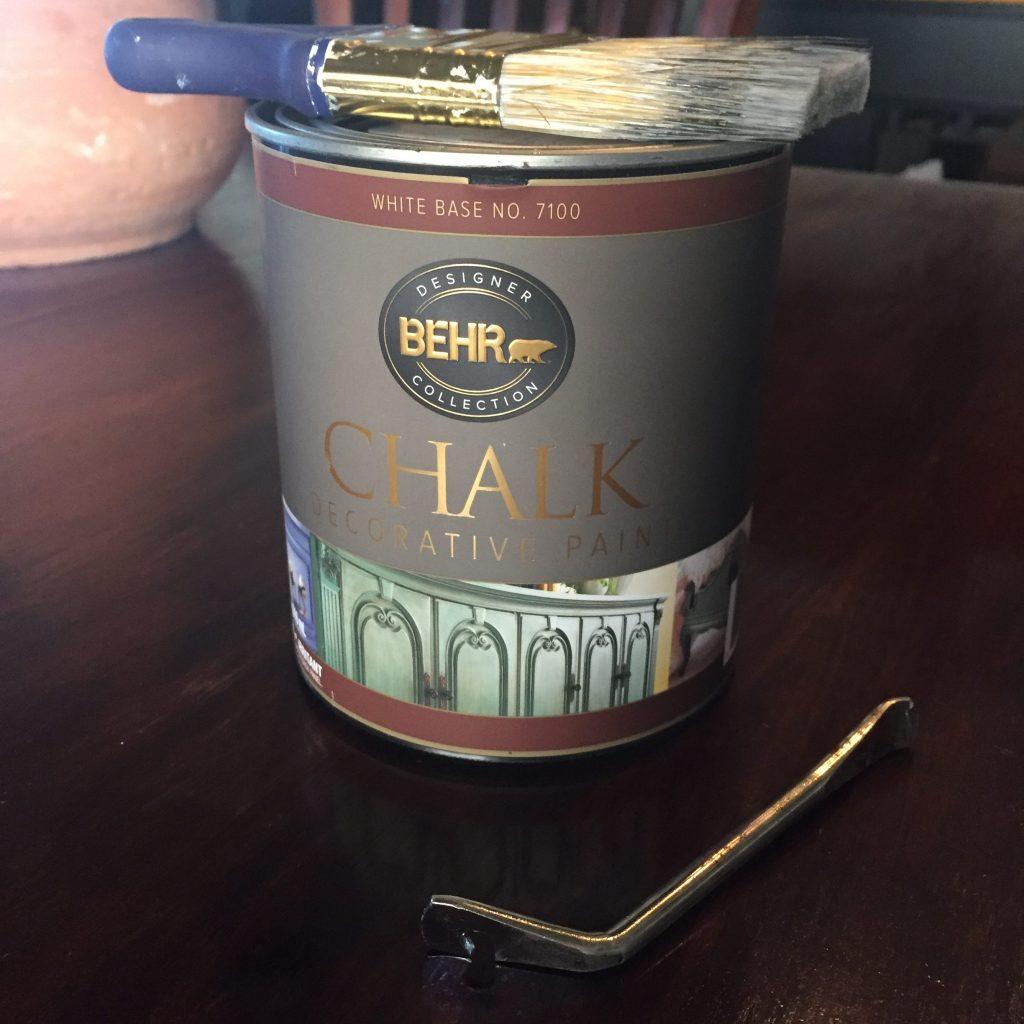 Behr Chalk Paint