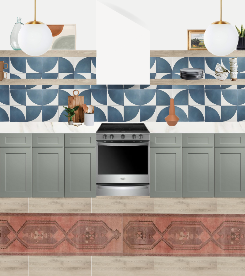 Kitchen Remodel – The Shopping List – ORC Week 3