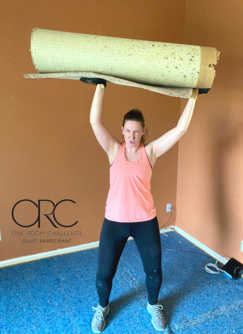 Kitchen Remodel – ORC Spring 2021 Week 2 – Demo is Complete